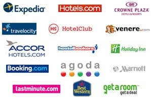 Find the best hotel deals from all around the World!